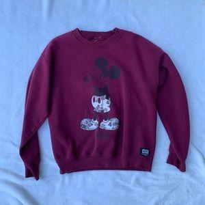 NEFF Mickey Mouse crewneck